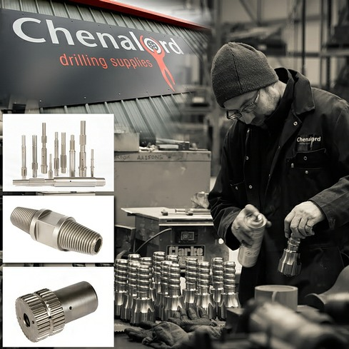 Chenelord drilling supplies